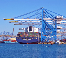 Ports & Jetties Sector